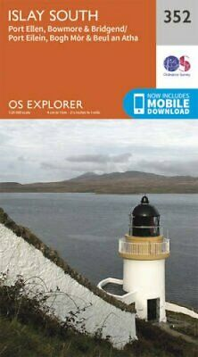 Islay South by Ordnance Survey 9780319246030 | Brand New | Free UK Shipping