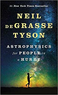 Astrophysics for People in a Hurry (eb00k)