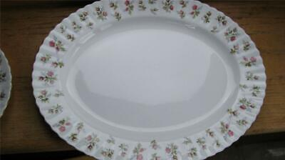 "Royal Albert Winsome 15"" turkey platter large"