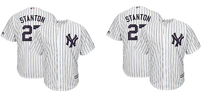 low priced adc33 17f84 OFFICIAL NEW YORK Yankees 2018 Stars & Stripes July 4th ...