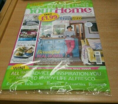 Your Home magazine MAY 2019 VReal Homes, Upcycling Projects, Outdoor Living &