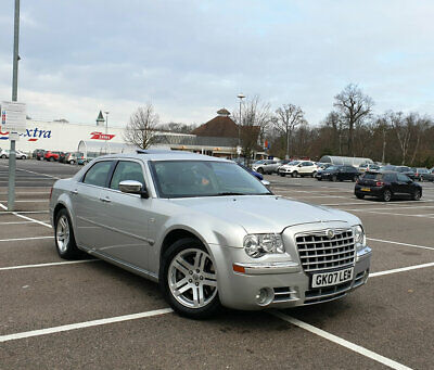 chrysler 300c 2007 v6