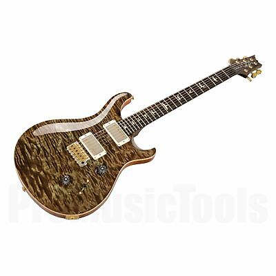 PRS USA Custom 24 Wood Library S1 (MG) - Mash Green Quilt 1pc Artist Top+Neck PV