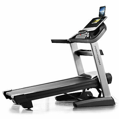 PRO 9000 TREADMILL iFit Compatible 10 in  Full-color