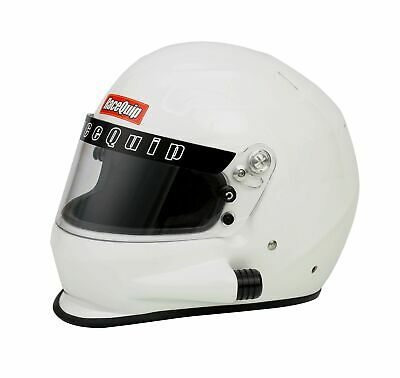 RaceQuip 293992 RaceQuip PRO15 Side Air Full Face Helmet Snell SA-2015 Rated, Fl