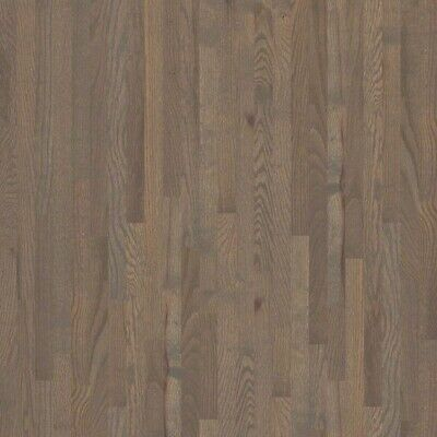 """Red Oak Prefinished Solid Wood Flooring, Weathered, 3 1/4"""" x 3/4"""", Sample"""