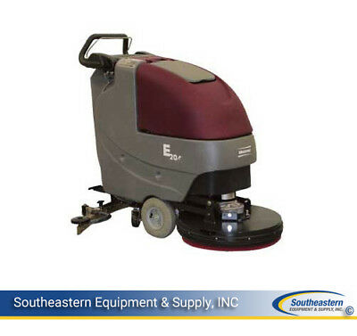 New Minuteman E20 Disc Brush Driven Automatic Scrubber - Corded Electric
