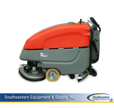 New Minuteman E3030 Disc Automatic Scrubber - Quick Pack - Trojan Batteries