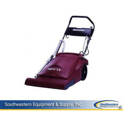 MINUTEMAN MPV 31 Wide Area Walk Behind Auto Power Sweeper