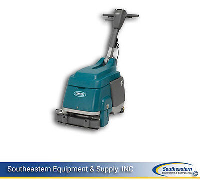 Demo Tennant T1 Corded Walk Behind Floor Scrubber