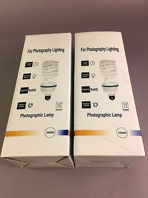 20 x E27 Photography Photo Studio Lamp Bulbs