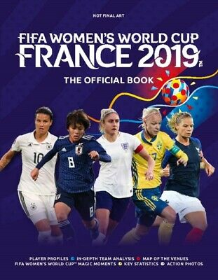 Fifa Womens World Cup France 2019, 9781787392168