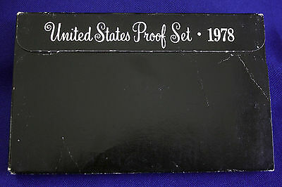 1978-s  U.S.Proof set. Genuine. complete and original as issued by US Mint.