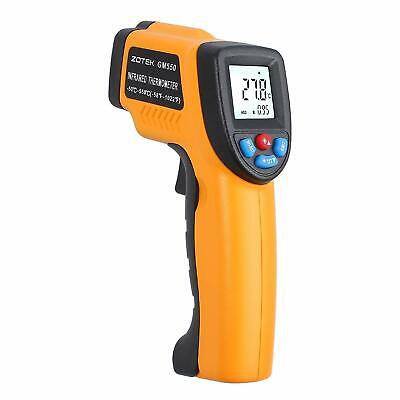 Handheld LCD Digital Laser Thermometer Temperature Non-Contact IR Infrared Gun S