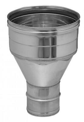 Reduccion Sw Pellet Inox 316L 125-150Mm