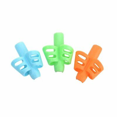 Children Pencil Holder Pen Writing Aid Grip Posture Tools Correction YE