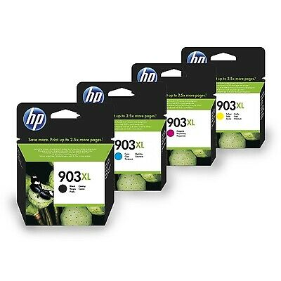Genuine HP 903XL Black / Colour For Officejet Pro 6975 / 6970 Fast UK Shipping!