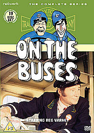 On The Buses - The Complete Series - 11-Disc DVD Boxset
