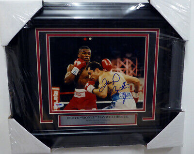 FLOYD MAYWEATHER JR Pound For Pound The Greatest Ever FRAMED 8X10 PHOTO #3