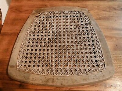 Antique Hand Caned Chair Seat Replacement