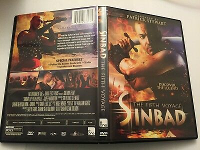 37dfd95aed SINBAD THE FIFTH Voyage [DVD] - CD UQVG The Fast Free Shipping ...