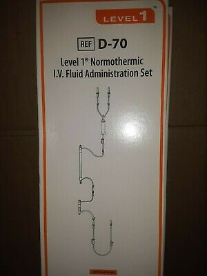 Smith Medical Level 1 Normothermic Set Model D-70 New In Box Quantity Available