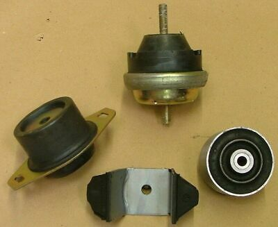 Peugeot 306 1.9TD 2.0HDi Engine Mountings Mounts Set - Uprated Competition