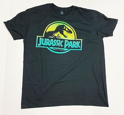 6b12babb PUMA ORIGINALS JURASSIC Park Tee Large Logo NO.1 Men's T-Shirt Grey ...