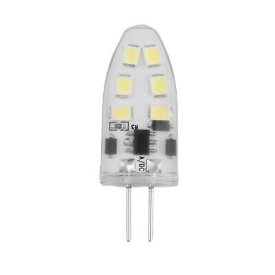 Dimmable LED G4 Lampara con 12leds COB 9W AC / DC12V sustituir lámparas BF