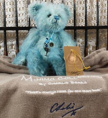 Rare Charlie Bears Minimo Isabelle Lee LE Bear~ Cocktail Collection ~ Ice Cube