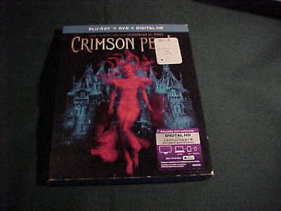 Crimson Peak - BLU-RAY DVD - 2016 (69)
