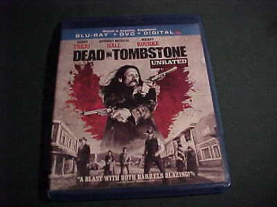 Dead In Tombstone - Unrated - Danny Trejo - BLU-RAY DVD - 2013  (54)