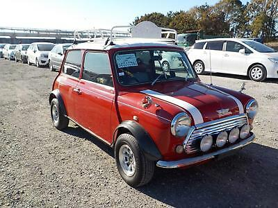 Rover Mini Cooper Sport 2000 Brg Silver Gearbox Rebuilt Totally