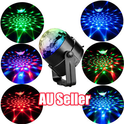 Premium Effect Disco Light Stage DJ Laser Lights club Party Crystal Magic Ball O