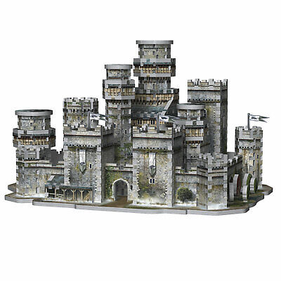 Winterfell - Game of Thrones 3 D Puzzle, 910 Teile, v. WREBBIT 3D (34550) NEU