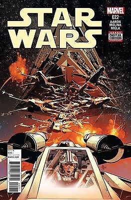 STAR WARS #22, New, First printing, Marvel Comics (2016)