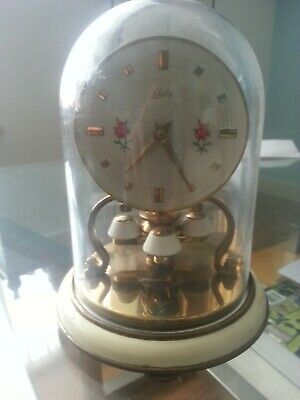 Schatz Clock Germany W 4 Ball Pendulum