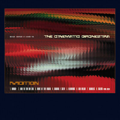 The Cinematic Orchestra Motion New Sealed Vinyl 2Lp Reissue In Stock