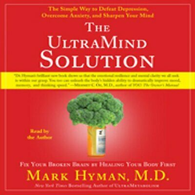 The UltraMind Solution By: Mark Hyman M.D. (Audiobook)