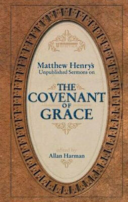 NEW The The Covenant of Grace By Matthew Henry Hardcover Free Shipping