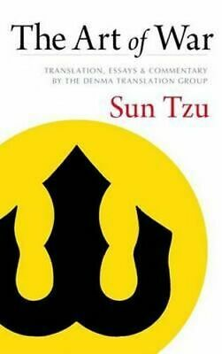 NEW The Art Of War By Tzu Sun Paperback Free Shipping
