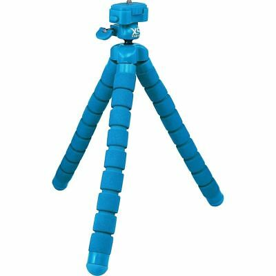 Tripod XSories Big Bendy Flexible Tripod with Ball Head Blue