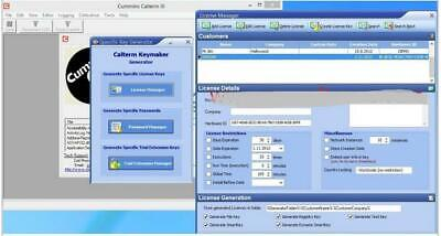 Cummins Calterm 3.6 + Metafiles (Full Unlock) FOR UNLIMITED PC