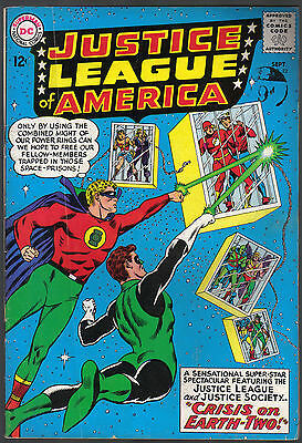 Justice League Of America Issue 22 By Dc Comics