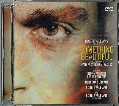 ROBBIE WILLIAMS - DVD - Something Beautiful (4 Track DVD) Chrysalis. Take That