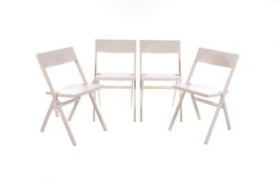Awesome Authentic Alessi Piana Folding Chair Set Of 4 Design Uwap Interior Chair Design Uwaporg