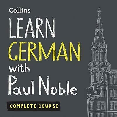 Learn German with Paul Noble: Complete Course (Audiobook)