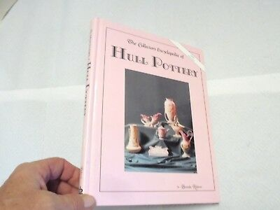 book hull pottery collector's encyclopedia 1999 values