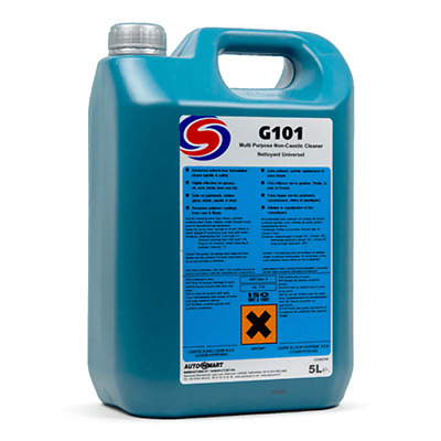Autosmart G101 All Purpose Cleaner 5L Car Valet Cleaning APC