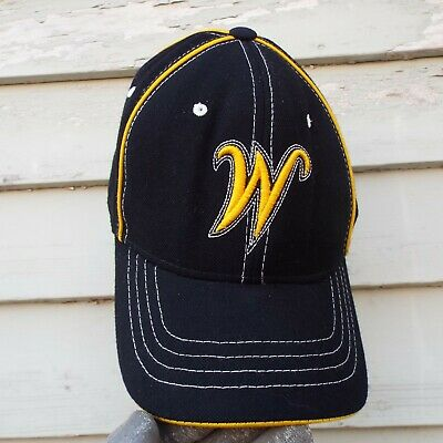 save off 03c16 65484 ZEPHYR Men s WICHITA STATE SHOCKERS 7 1 4 Fitted Hat Baseball Cap - NEW